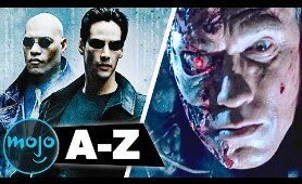 The Best Sci-Fi Films of All Time from A to Z