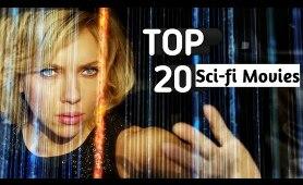 Top 20 Hollywood Sci-fi Movies as per IMDB Rating  Hindi 