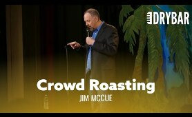 The World's Best Crowd Comedian. Jim McCue - Full Special