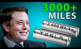 NEW Tesla Battery Patent at Battery Day? Future Technologies & Decade Of Battery Breakthroughs