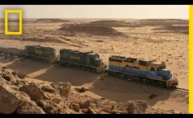 This Sahara Railway Is One of the Most Extreme in the World   Short Film Showcase
