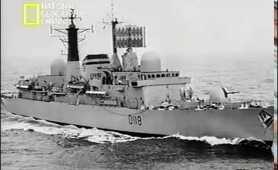 """Segundos decisivos: El hundimiento del HMS """"Coventry"""" (de National Geographic Ch)"""