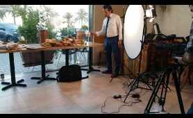Food videoography and Tv commercial advertising.