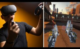 The Oculus Quest Completely changed my mind about VR