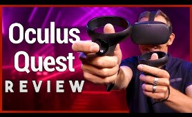 Oculus Quest Review - Best All-In-One VR Headset