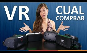MEJORES GAFAS DE REALIDAD VIRTUAL | Android, PC, Oculus, Playstation VR, HTC VIVE
