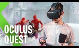 OCULUS QUEST review: El MEJOR visor VR de la generación