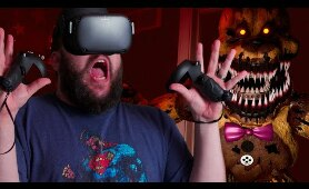 Oculus Quest FNAF VR Gameplay | Nope..Just Nope