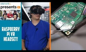 Raspberry Pi Virtual Reality Arcade #VR