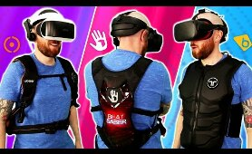Do Haptic Vests Make VR BETTER?