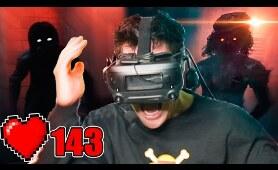 VR Horror VS Heart Rate (bad)
