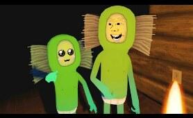 the boys do VR horror