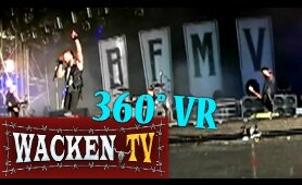 Bullet for My Valentine - Tears Don't Fall - 360° VR Live at Wacken Open Air 2016