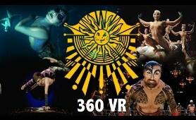 Experience our Shows in Full 360 VIRTUAL REALITY   KA, KURIOS, LUZIA, & 'O' 360 VR Video