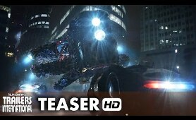ICKERMAN Teaser Trailer -  Sci-Fi Movie [HD]