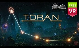 Toran VR. An amazing VR experience in this sci-fi puzzle adventure.