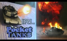 Real Life Pocket Tanks | VFX Sci-Fi Action Short Film