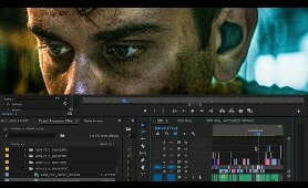 SHORT FILM EDITING- HOW I MADE A SCI-FI THRILLER