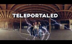 TELEPORTALED: A VR Sci Fi Comedy - 360º Experience - Oculus Rift DK2