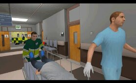 ER VR Trailer - Virtual Reality Medical Training Simulation