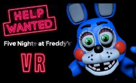360° VR Five Nights at Freddy's Oculus Virtual Reality Immersive Video 360 degree 4K