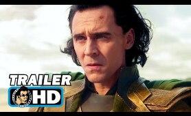 LOKI Trailer | NEW (2021) Disney+ Marvel Superhero Series