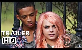 LIFE IN A YEAR Official Trailer (2020) Jaden Smith, Cara Delevingne Movie