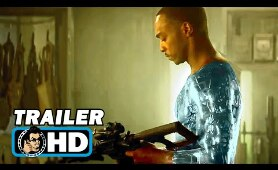 OUTSIDE THE WIRE Trailer (2021) Anthony Mackie Sc-Fi Action Movie