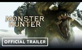 Monster Hunter - Exclusive Official Movie Trailer (2020) Milla Jovovich, Tony Jaa