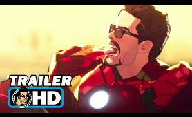 WHAT IF? Trailer | NEW (2021) Disney+ Marvel Superhero Animated Series