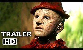 PINOCCHIO Trailer (2020) Fantasy Movie