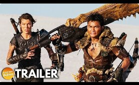 MONSTER HUNTER (2020) Rathalos Trailer | Tony Jaa Action Movie