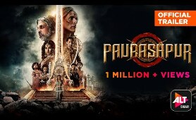 Paurashpur | Official Trailer | Starring Shilpa Shinde, Annu Kapoor, Milind Soman | ALTBalaji