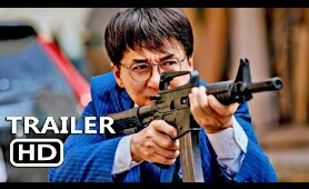 VANGUARD Official Trailer (2020) Jackie Chan Movie