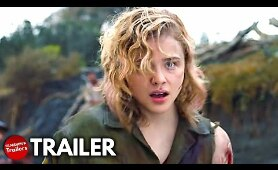 SHADOW IN THE CLOUD Full Trailer (2021) Chloë Grace Moretz Movie