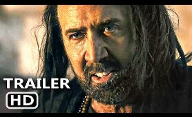 JIU JITSU Trailer (2020) Nicolas Cage, Action Movie