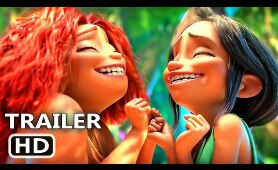 THE CROODS 2 Trailer (2020) A NEW AGE, Animation Movie