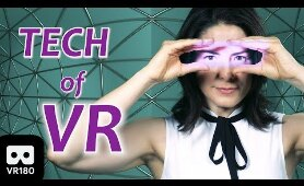 How do VR Headsets work? - The Tech of Virtual Reality