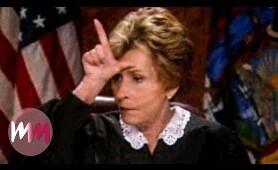Top 10 best judge judy